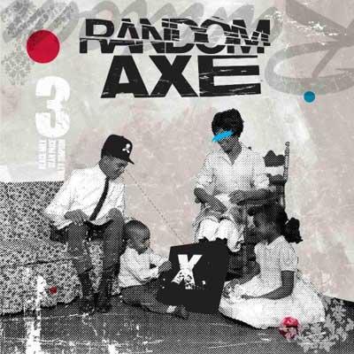 Random Axe - Random Axe Album Cover