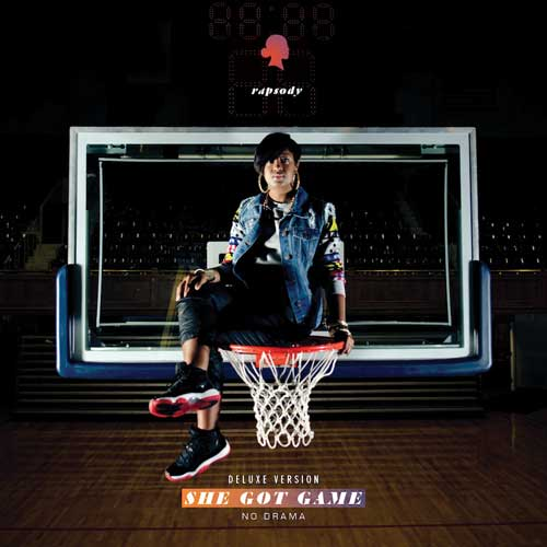 Rapsody - She Got Game (No DJ Deluxe Version) Cover