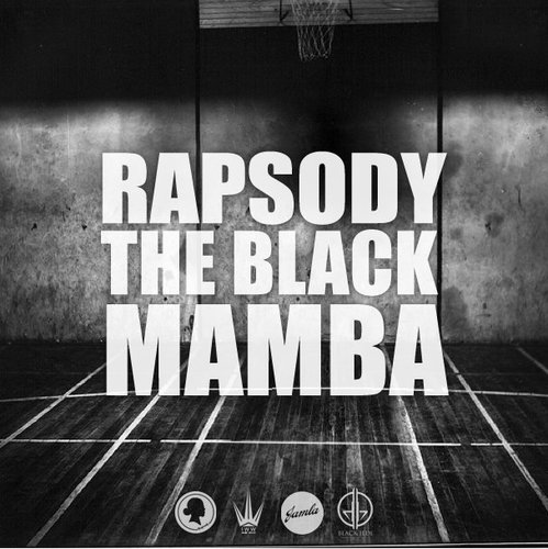 Rapsody - The Black Mamba Album Cover