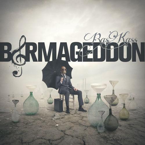 Ras Kass - Barmageddon Cover