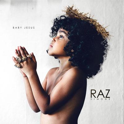 Raz Simone - Baby Jesus Album Cover