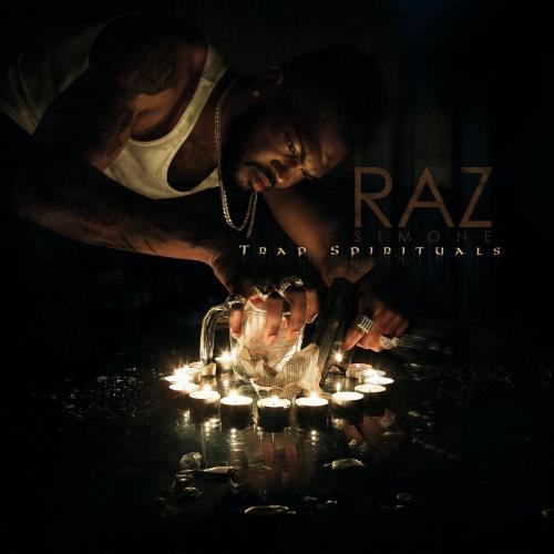 Raz Simone - Trap Spirituals EP Album Cover