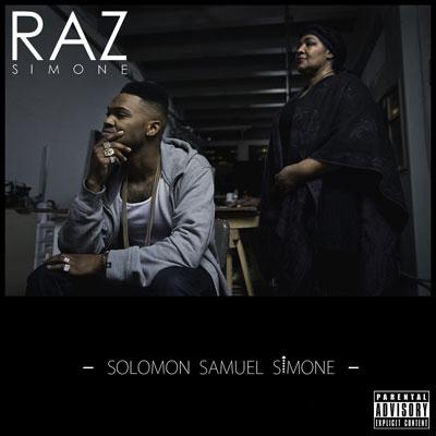 Raz Simone - Solomon Samuel Simone EP Cover