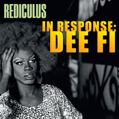 Rediculus - In Response: Dee-Fi Album Cover