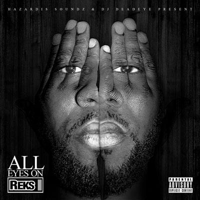 REKS x Hazardis Soundz - All Eyes on REKS Cover