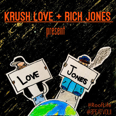 Rich Jones - Love Jones EP Album Cover
