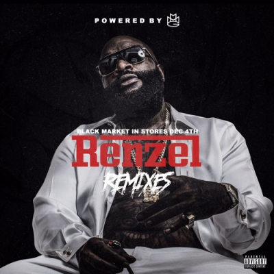 Rick Ross - Renzel Remixes Album Cover