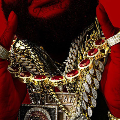 Rick Ross - Hood Billionaire Cover