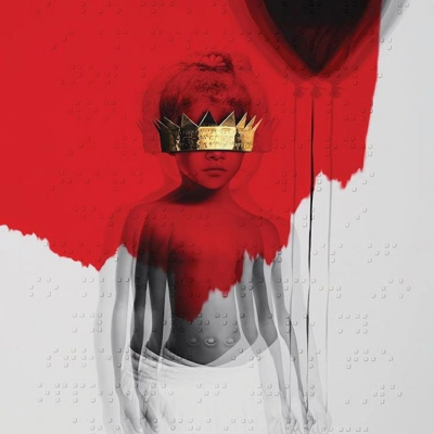 Rihanna - Anti Album Cover