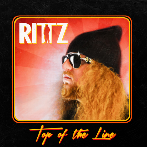 Rittz - Top Of The Line Album Cover
