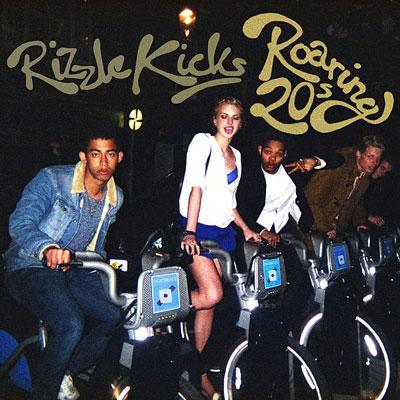 Rizzle Kicks - Roaring 20s Album Cover