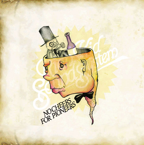 Rich Kid Sound System - No Cheers for Pioneers Album Cover
