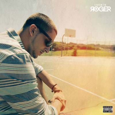 ROGER - Listen to Roger Album Cover