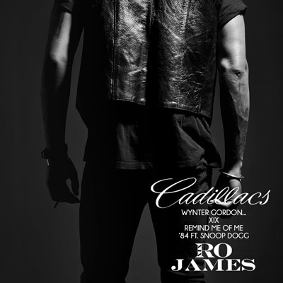 Ro James - Cadillacs EP Album Cover