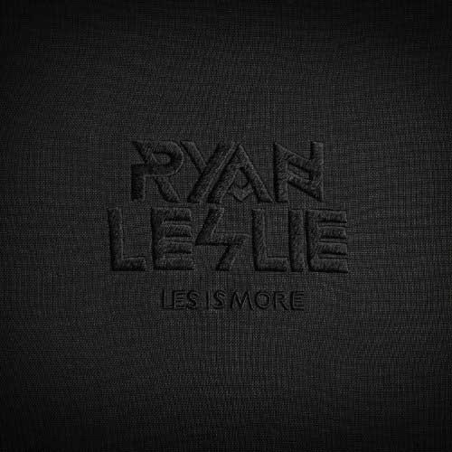 Ryan Leslie - Les Is More Cover