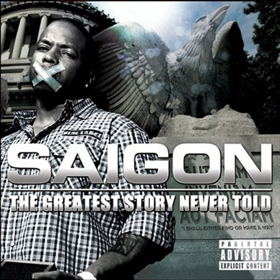 Saigon - The Greatest Story Never Told Cover