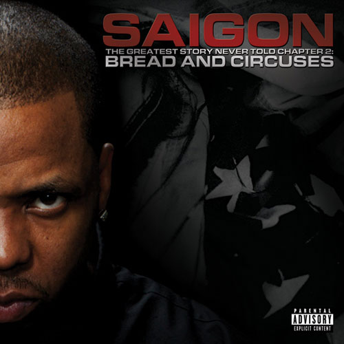 Saigon - The Greatest Story Never Told 2: Bread And Circuses Cover