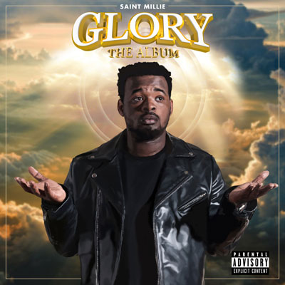 Saint Millie - GLORY Album Cover