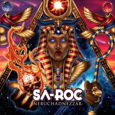 SA-ROC - NEBUCHADNEZZAR Album Cover