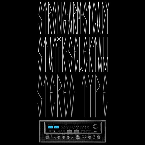 Strong Arm Steady - Stereotype Cover