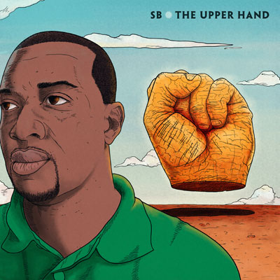 SB - The Upper Hand Album Cover