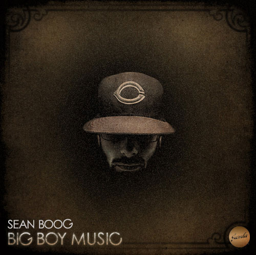 Sean Boog - Big Boy Music (Maxi-Single) Album Cover