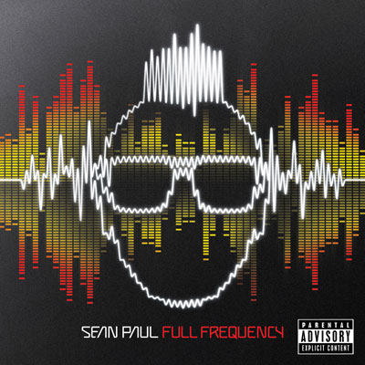 Sean Paul - Full Frequency Album Cover