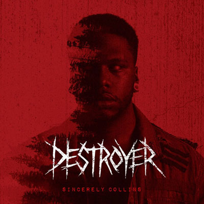 Sincerely Collins - Destroyer Album Cover