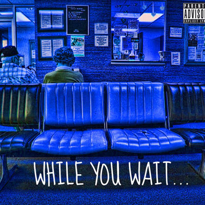 Sir Michael Rocks - While You Wait Cov