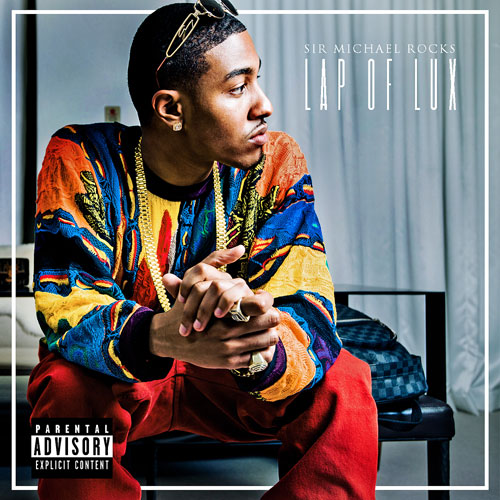 Sir Michael Rocks - Lap Of Lux Cover
