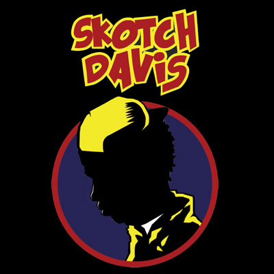 Skotch Davis - My Life Is Like (Maxi-Single) Album Cover