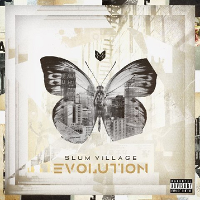 Slum Village - Evolution Cover