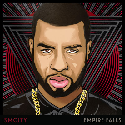 SmCity - Empire Falls Album Cover