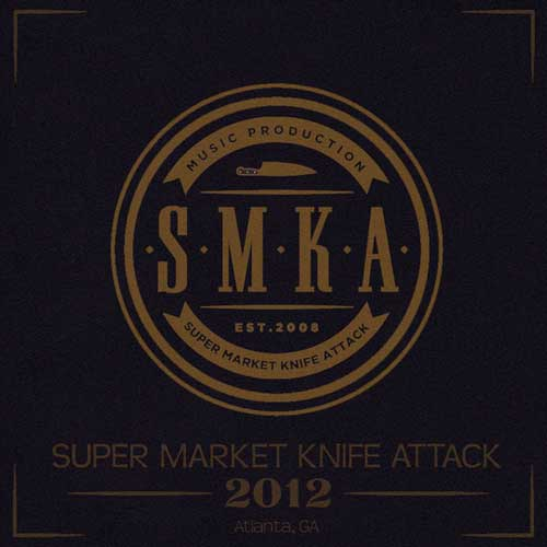 Super Market Knife Attack - The Best of 2012 Instrumentals Cover