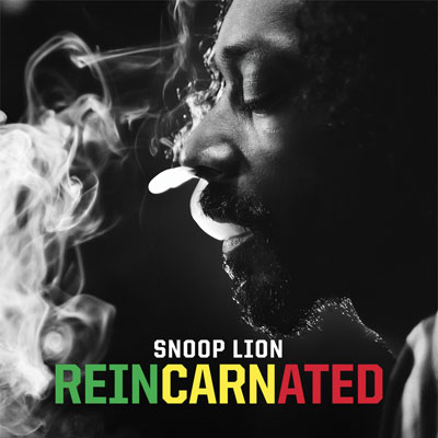 Snoop Lion - Reincarnated Cover