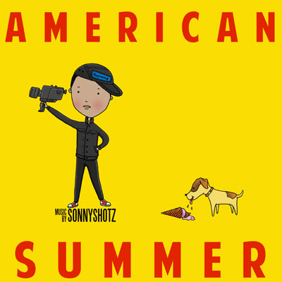 Sonny Shotz - American Summer Cover