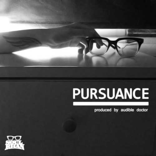 Soul Khan - Pursuance EP Cover