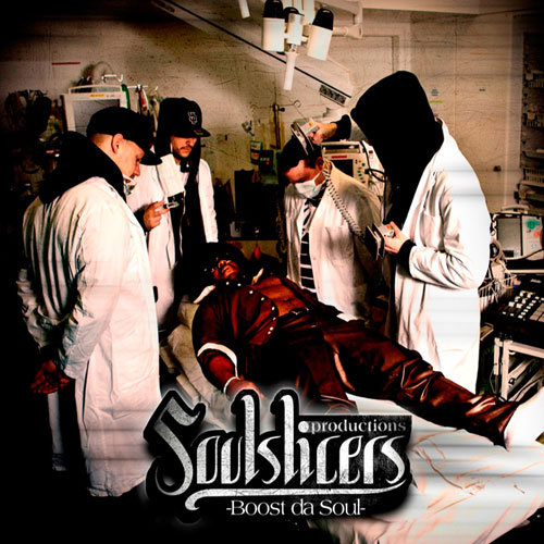 Soulslicers - Boost Da Soul Cover