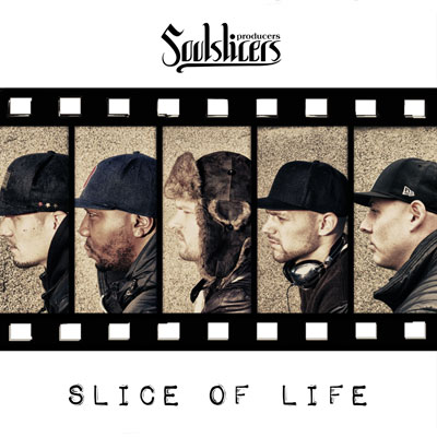 Soulslicers - Slice of Life Cover
