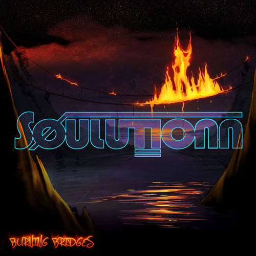 Soulutionn - Burning Bridges Album Cover