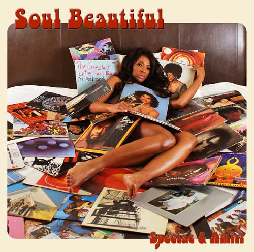 Spectac & Amiri - Soul Beautiful Album Cover