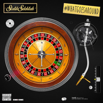 Statik Selektah - What Goes Around Cover