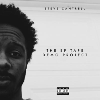 Steve Cantrell - The EP Tape Demo Project Album Cover
