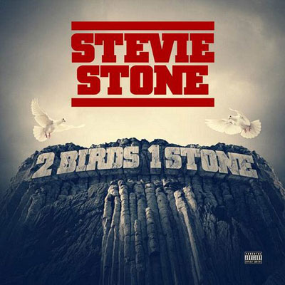 Stevie Stone - 2 Birds 1 Stone Album Cover