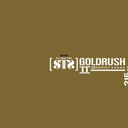 STS - GOLDRush II Cover