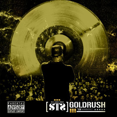 STS - GOLDRush III Cover