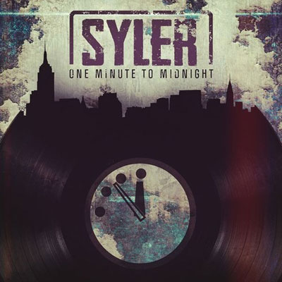 Syler - One Minute to Midnight Cover