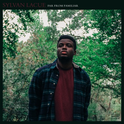 Sylvan LaCue - Far From Familiar Album Cover