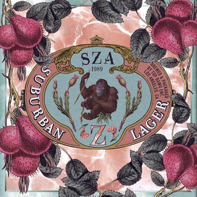 SZA - Z EP Cover