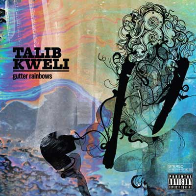 Talib Kweli - Gutter Rainbows Cover